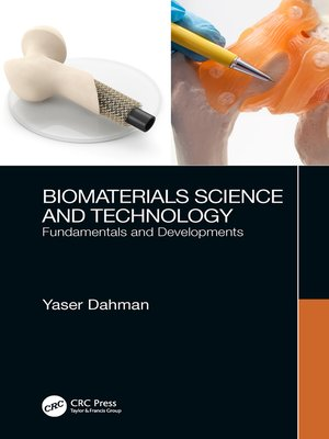 cover image of Biomaterials Science and Technology